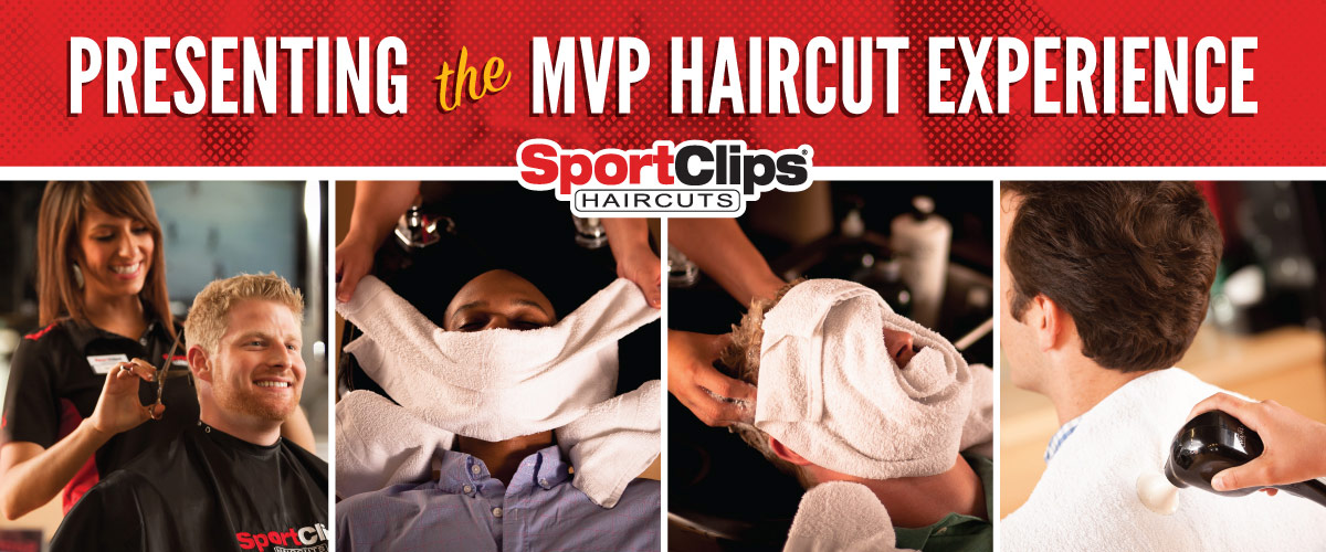 The Sport Clips Haircuts of Denton - Teasley MVP Haircut Experience